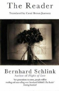 Book cover The Reader by Bernhard Schlink